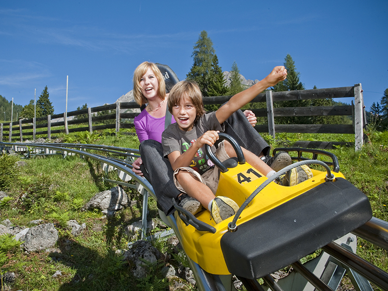 [Translate to en:] Alpine Coaster Imst