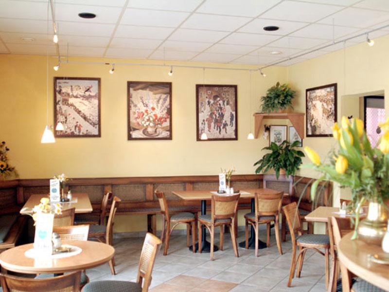 Café & Shop im Landhaus Schöpf